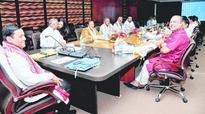 Assam CM allocates duties