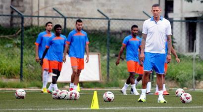 ISL club Chennaiyin FC and coach Materazzi part ways
