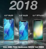 2018 iPhones to use Intel modems exclusively, ditching Qualcomm: KGI