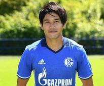 Schalke's Uchida jets to Japan after injury set-back (AFP)