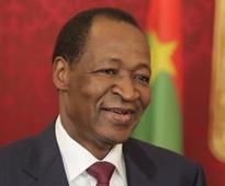 Burkina Faso revokes Campaore arrest warrant