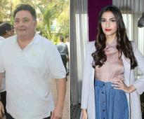 Rishi Kapoor, Sonam and Others Share Throwback Pics on Father's Day