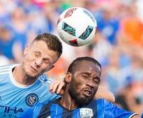 Villa, Lampard score as NYC keeps MLS East lead with a 3-1 win over Impact