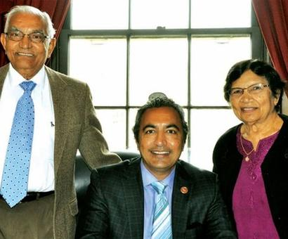 Ami Bera's father, 83, sentenced to year in prison