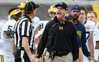 Did Harbaugh say SEC is 'whining'?