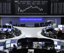 European shares slip after Nice attack, U.S. yields surge
