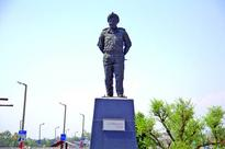 Time to restore glory of iconic statue of Gen Bikram Singh
