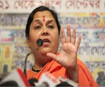 Uma Bharti launches Namami Gange p..