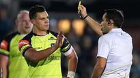 Matt Toomua: Leicester Tigers centre out for six months with knee injury
