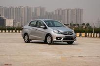 Honda Amaze - 2 lakh sales up!
