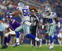 Dallas Cowboys Re-Sign Defensive End Jack Crawford