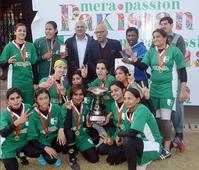Why 2015 was a promising year for Pakistan's female athletes