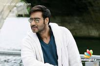 Ajay Devgan in Oppam hindi remake&#63