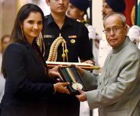 Sania Mirza Congratulated by Telangana Chief Minister on Receiving Khel Ratna