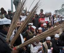 AAP protests 'VIP culture' with 100-km cycle rally