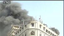 Mumbai: 2 rescued as fire breaks out in Colabas Cafe Mondegar building