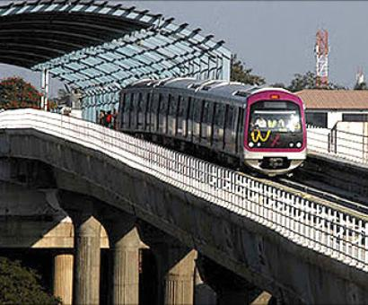 Phase one of Bengaluru Metro to be launched today