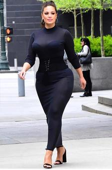 'Wear what you want' says Ashley Graham