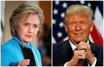 Clinton leads Trump in key swing states, would likely win election