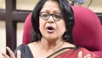 Delhi: Former Congress leader Barkha Singh Shukla joins BJP