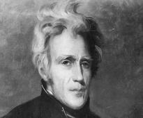 Andrew Jackson's Adopted Indian Son