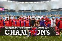 Virender Sehwag's Gemini Arabians win inaugural Masters Champions League