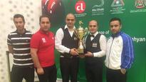 Iran cueists shine in Asia snooker event 8hr