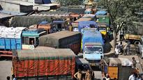Truckers hit hard across India