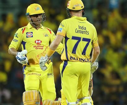 Dhoni's calmness rubbed off on me: Billings