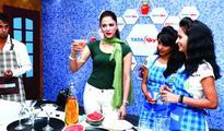 Master Chef Shipra Khanna unveils Food skills