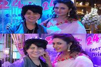Divyanka Tripathi's off screen 'nautanki' with onscreen daughter Ruhi