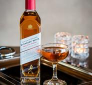 Whisky notes: Johnnie Walker Blenders' Batch Red Rye Finish