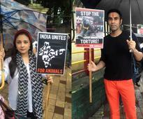 Sandip Soparrkar and Sharbani unite for a cause