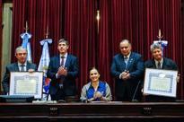Argentine Senate Honors Slain Uruguayan Politicians, Militants