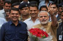 Fragmented opposition helps BJP bloom in Maharashtra