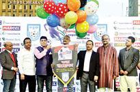 Saif SC celebrate a win in debut
