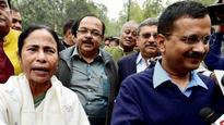 Criminal complaint filed against Arvind Kejriwal and Mamata Banerjee for opposing demonetization