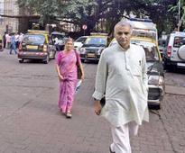 Dr. Prakash Amte, wife attend screening of biopic