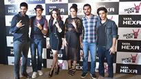 Tata Hexa to associate with Rock On 2