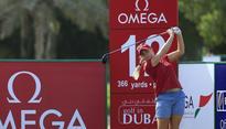 Charley Hull eyes Omega Dubai Ladies Masters title
