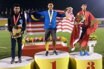 Double celebration for Malaysia at Asian junior athletics meet