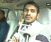 CBI gives Lalu Yadav's son Tej Pratap clean chit in journalist murder case, SC closes proceedings
