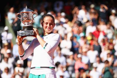 All you need to know about French Open champ Jelena Ostapenko