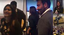 Ajay Devgn and Kajol take Shivaay to Facebook and Google headquarters in US