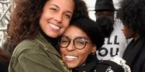 See Janelle Monae and Alicia Keys Inspire the Crowd