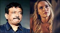 Ram Gopal Varma shoots a project with adult film star Mia Malkova