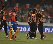 LIVE STREAMING: Gujarat Lions vs Sunrisers Hyderabad IPL 2016 Qualifier 2 live cricket score