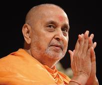 His Holiness Pramukh Swami Maharaj, head of BAPS, is no more