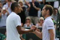 Gasquet relishing Kyrgios rematch in French Open