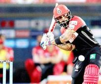 Virat has the first laugh  Beats Dhoni-led Pune by 13 runs